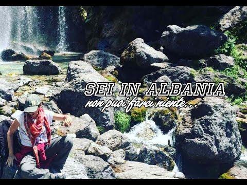 Sei in ALBANIA non puoi farci niente