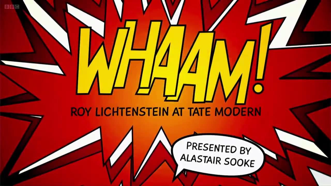 roy lichtenstein whaam By pat byrne approximately 135mm x 200mm / 525 x 8 inches no two prints will  ever be the same, the actual page you will receive may be different than that.