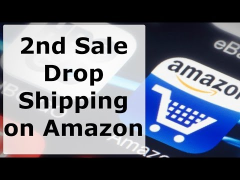 drop-shipping-on-amazon---2nd-sale-with-only-2-listings-with-my-amazon-drop-shipping-business