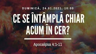 Sfanta Treime Braila - 24 Ianuarie 2021 - Iosua Faur - Apocalipsa 4:1-11