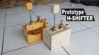 Cara Membuat H Shifter Prototype Youtube