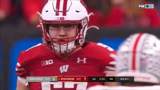 2019 BIG10 Championship - Ohio State Buckeyes vs Wisconsin Badgers in 40 Minutes