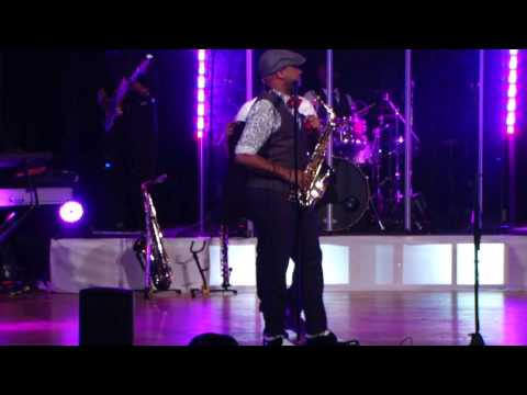 """Marcus Anderson Xperience (M.A.X.) Live """"Paisley R"""