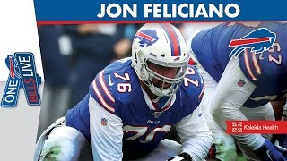"""""""I knew I'd fit in with the people in Buffalo"""" 