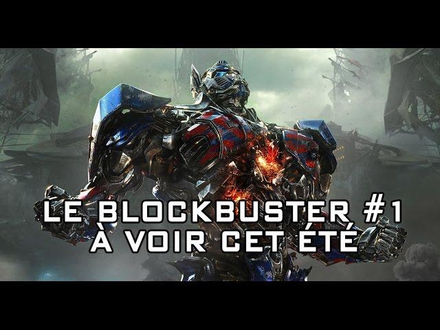 TRANSFORMERS - L'ÂGE DE L'EXTINCTION : Aujourd'hui au cinéma VOST