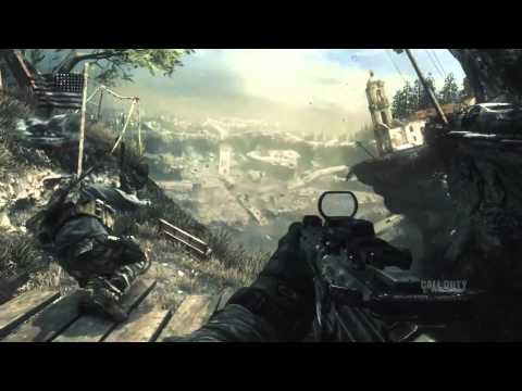 call of duty ghosts skrillex rampage