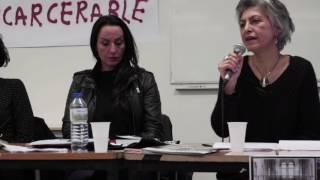 Intervention de Geneviève Bernanos à l'université Nanterre le 2 mars 2017