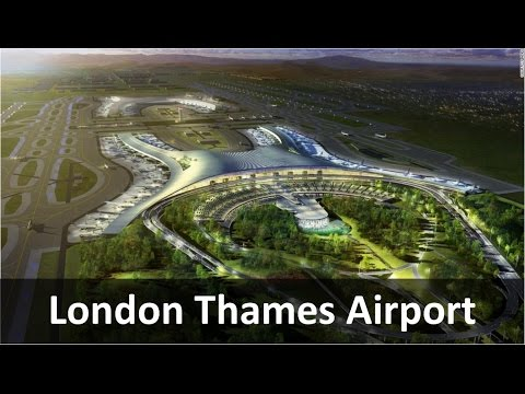 New London Thames Airport
