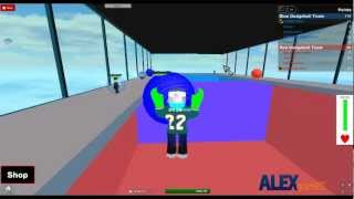 roblox dodgeball montage!