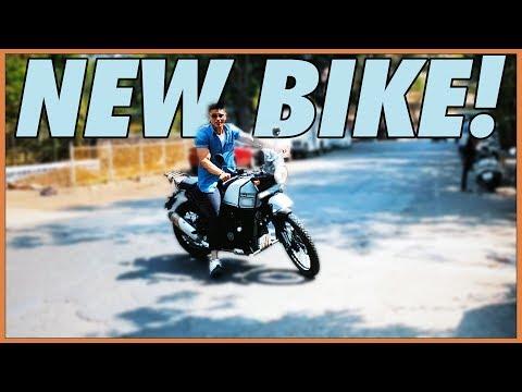 My NEW BIKE? | Day In The LIFE of Mayank Bhattacharya | TMB Vlog 5