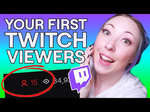 HOW TO GROW FROM 0 TO 15 VIEWERS ON TWITCH IN 2020 ▹ Updated Strategies That Work