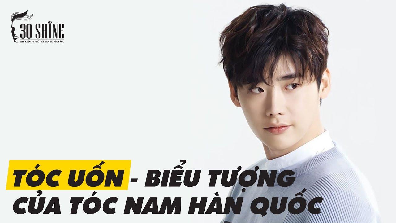 #TocDep Người Hàn Quốc Uốn Tóc Thế Nào? – Kiểu tóc Layer Uốn Gợn Sóng của Phái Nam Hàn Quốc