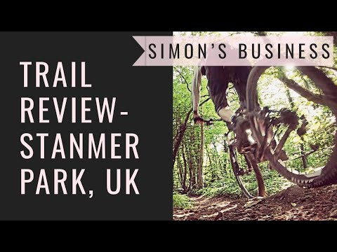 MTB Trail Review | Stanmer Park, Brighton | Simon's Business