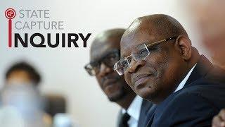 State Capture Inquiry - Day 17: Finance minister Nhlanhla Nene testifies