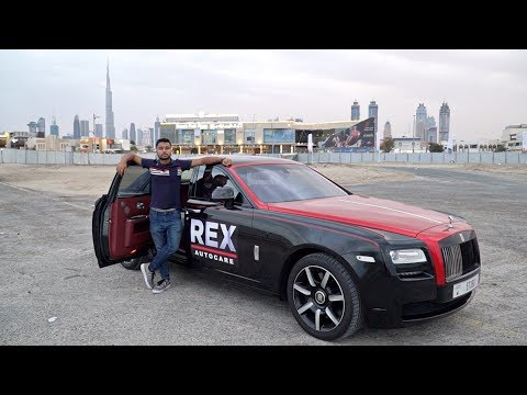 HOW TO GET A ROLLS ROYCE FOR FREE IN DUBAI!!