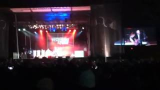 Tommy Roe at Beatles 50th Anniversary Washington Coliseum 2014