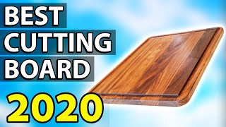 ✅ TOP 5: Best Cutting Board 2020