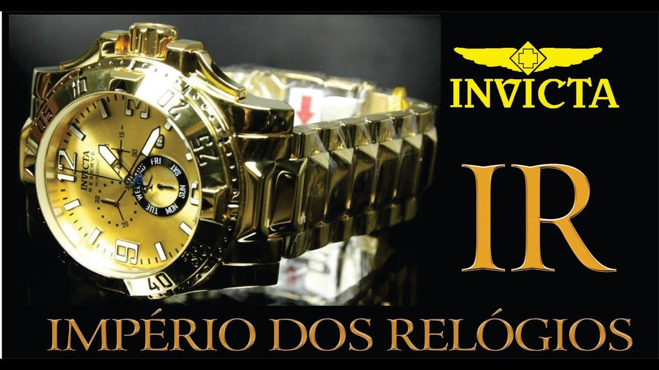 ece10f839ef Invicta 15327. Império dos Relógios