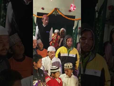 Aaka le lo salaam ab hamaara...by sarwar Hussain...