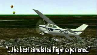 Microsoft Flight Simulator 98 Trailer