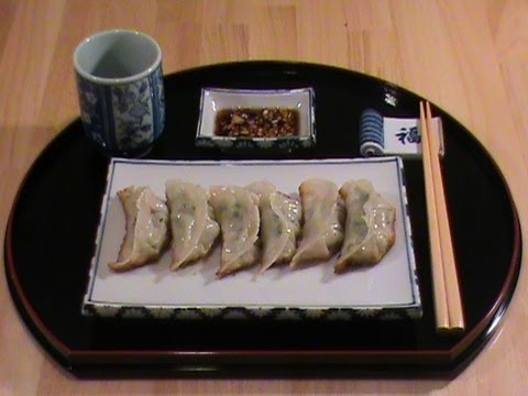 Pot Stickers (Pan Fried Dumplings) (Chinese New Year Special) – by Chinese Home Cooking Weeknight