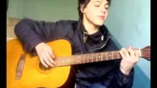 Скачать Карие глаза под гитару