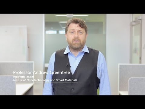 Master of Nanotechnology and Smart Materials | RMIT University