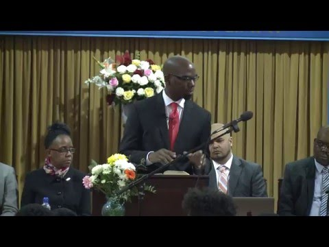 Preach the Gospel - Dwayne Lemon