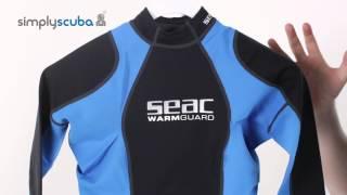 Seac Sub Warm Guard 0,5mm Womens Long Sleeve