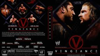 WWE Vengeance 2005 Theme Song Full+HD
