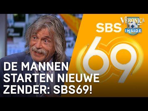 Wilfred en Johan starten nieuwe zender: SBS 69! | VERONICA INSIDE