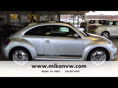 New Vw Volkswagen Dealer 2012 Beetle 21st Century Beetle