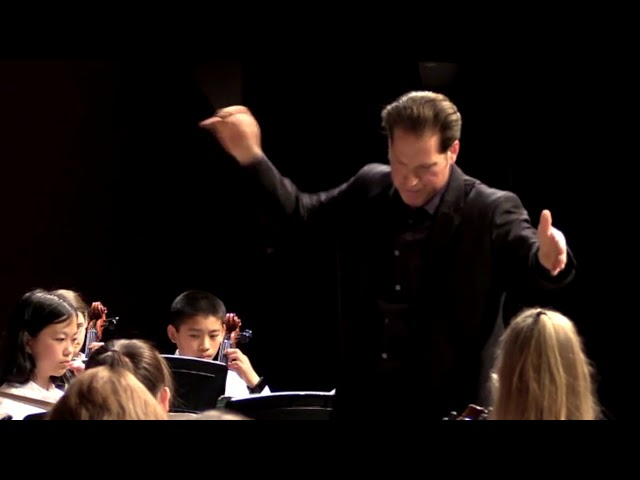06 Holmes Intermediate Orchestra – Pachelbel Canon Theme for Strings –  Pachelbel