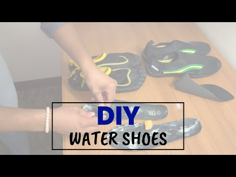 🔴 How to Clean Your Water Shoes 2019 | WATCH THIS