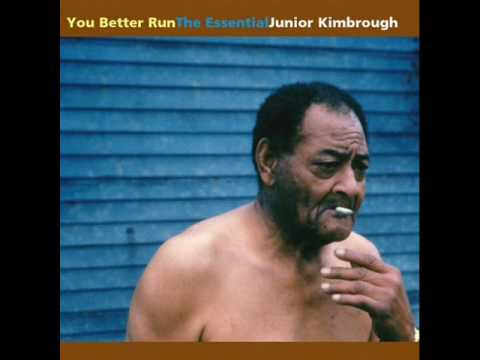 Junior Kimbrough -- Meet me in the city[Blues](1992)