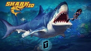 Shark.io - Android Gameplay HD