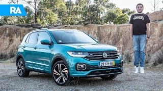 Volkswagen T-Cross. O SUV mais pequeno da VW!
