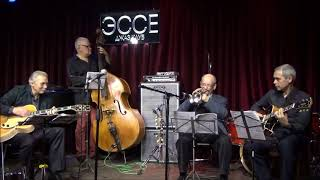 �������� ���� The Jitterbug Waltz. Smith Effect Jazz Quartet. Джаз клуб Эссе 18.10.2017 ������