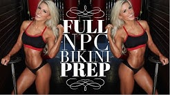 NPC Bikini Prep 1: How many meals to eat, Shoulder workout, & Morning Supplements.