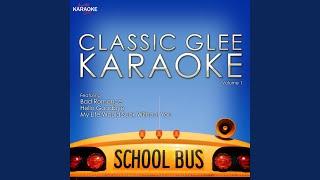 Hello (In the Style of Glee) (Karaoke Version)