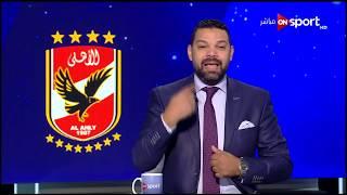 عبد الظاهر السقا: من المستحيل أن يستمر فايلر في عملية المداورة بين اللاعبين