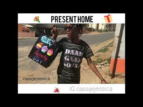 When you bring your Valentines gift home | Valentines in a black house| cassijejessica