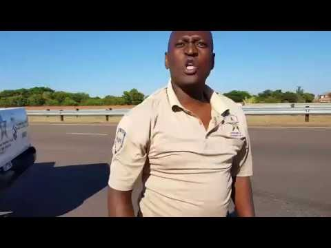Gauteng Traffic Police Assault