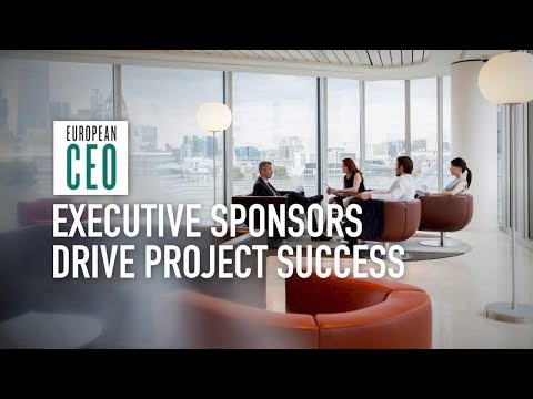 Executive sponsorship is top driver of project and strategy success | European CEO