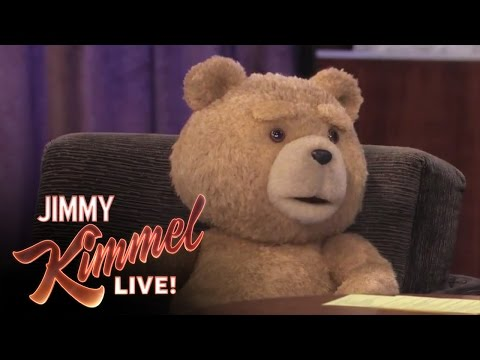 Ted on Jimmy Kimmel