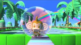 Super Monkey Ball Step & Roll (Wii) Announcement Trailer