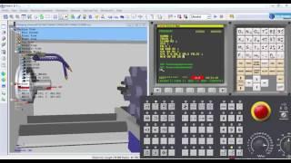 Tutorial      Programa Numerico en      Simulador de Torno CNC