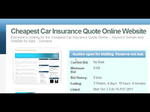 Preview Insurance Quote Online Website