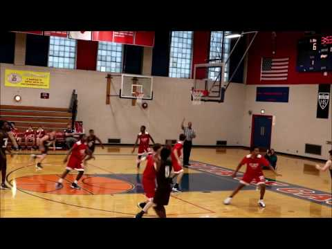 Zaire Wade and Dada Morris Freshman High School Basketball Mixtape