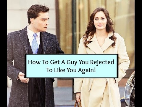 Ask Shallon: How To Get A Guy You Rejected To Like You Again!